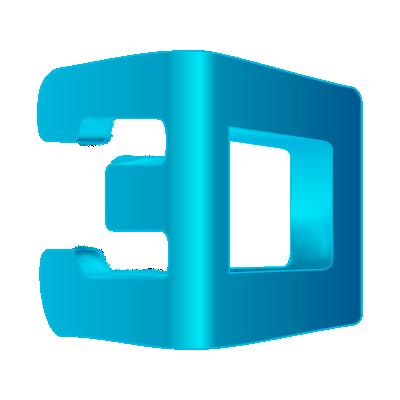 logo impression3D